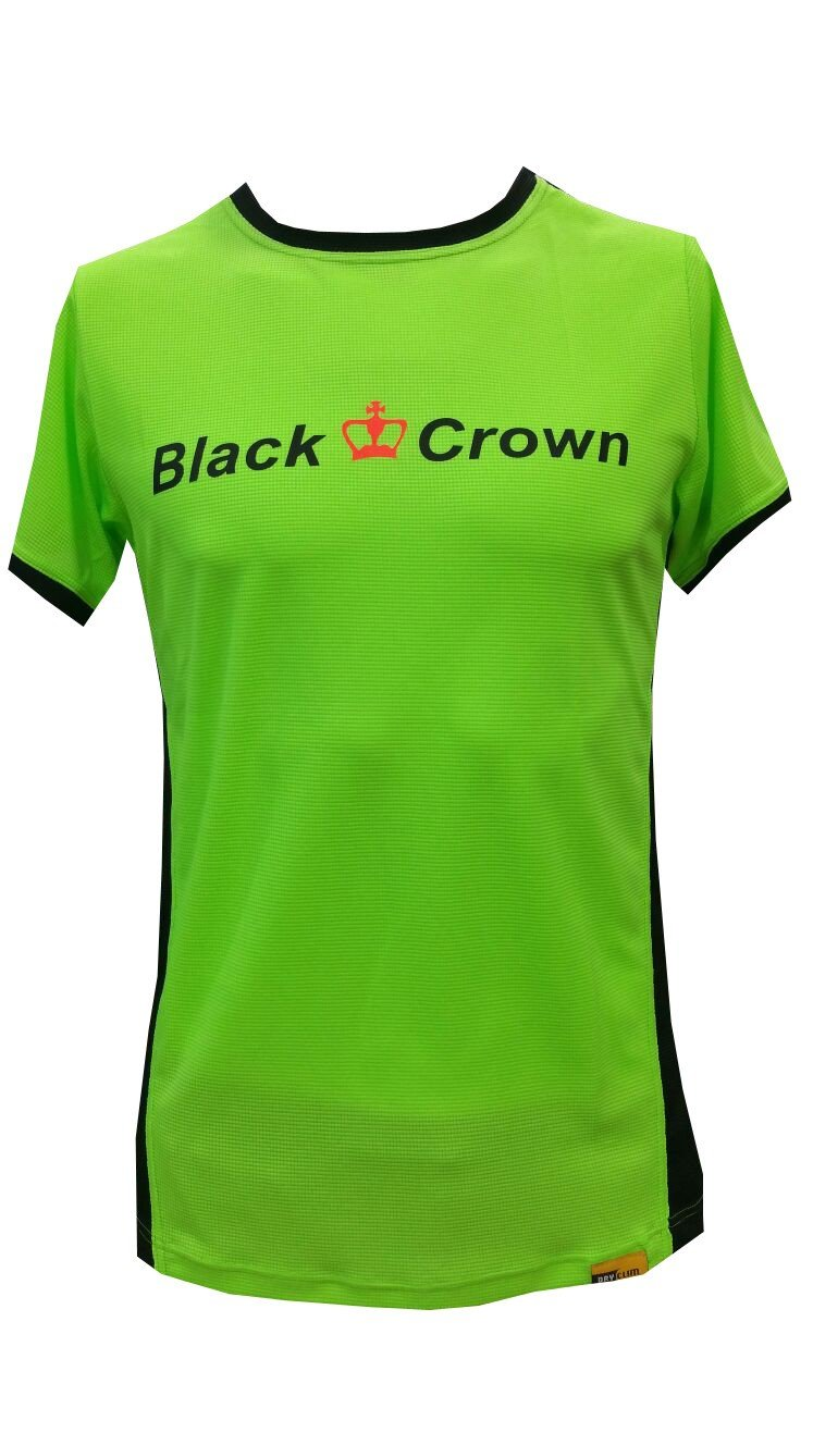 Camiseta Padel Black Crown Niño Let-T12: Amazon.es: Deportes y ...
