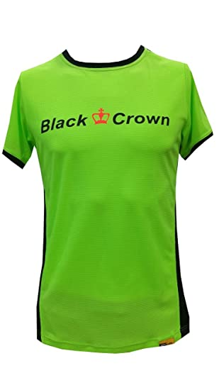 Camiseta Padel Black Crown Niño Let-T12