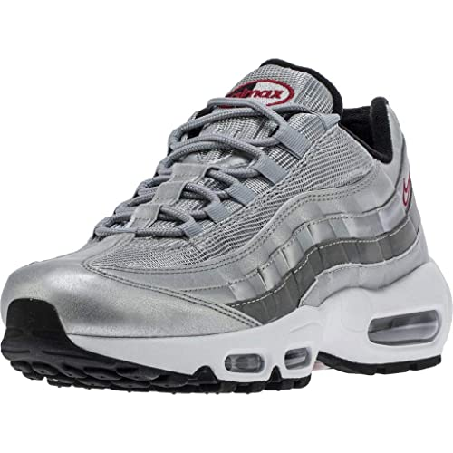 wholesale dealer 6292f ad516 Nike WMNS AIR Max 95 QS  Silver Bullet  - 814914-002 - Size