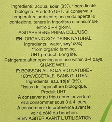 1l Soydream Soja Leche Naturaleza: Amazon.es: Salud y cuidado personal