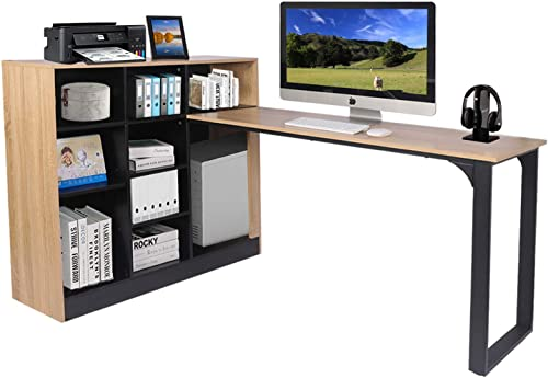 YOUWANG L Shape Desk