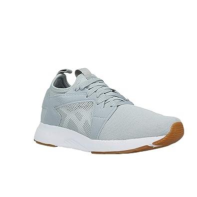 Asics Herren Mid Grau Gel Lyte V RB Sneakers:
