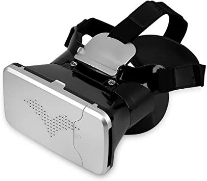 RIEM3 Gafas 3D de Realidad Virtual para Smartphone 3.5 a 6 (3D ...