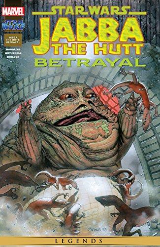 Star Wars: Jabba The Hutt - Betrayal (1996) - Star Wars Betrayal