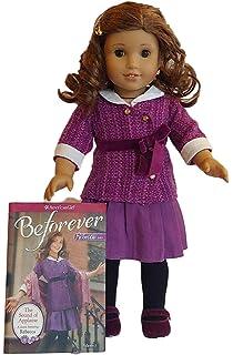 Kaya Doll and Paperback Book WDMC Beforever Kaya American Girl