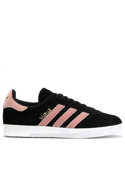 Kaufe Jetzt Adidas Schuhe Gr. 4,5 GAZELLE Leder Frau Schwarz