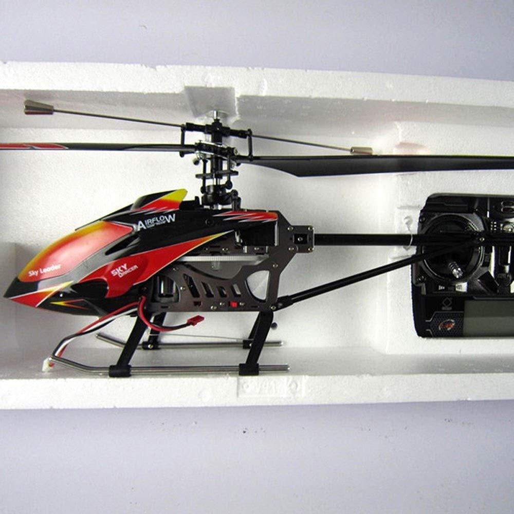 Kikioo Große Neue Version 3.5 Kanal Eingebaute Gyro Indoor Outdoor Hubschrauber Funkfernbedienung Flugzeug Spielzeug Infraed Induktion Flugzeug Blinklicht Fliegen Spielzeug Kinder Kinder Teenager Gesc