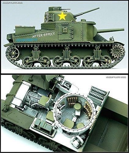 Academy 1/35 Scale Plastic Model Kit M3 LEE US Medium Tank 13206 NIB /item# G4W8B-48Q51039 ()