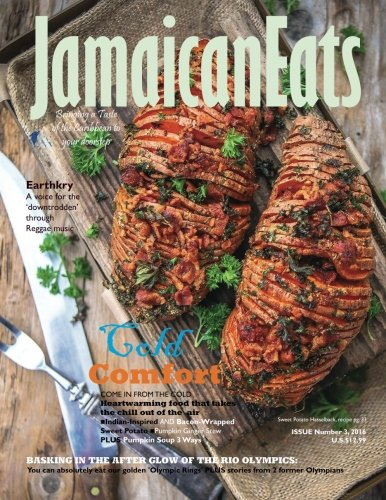 JamaicanEats magazine: Issue 3, 2016 by Grace Cameron
