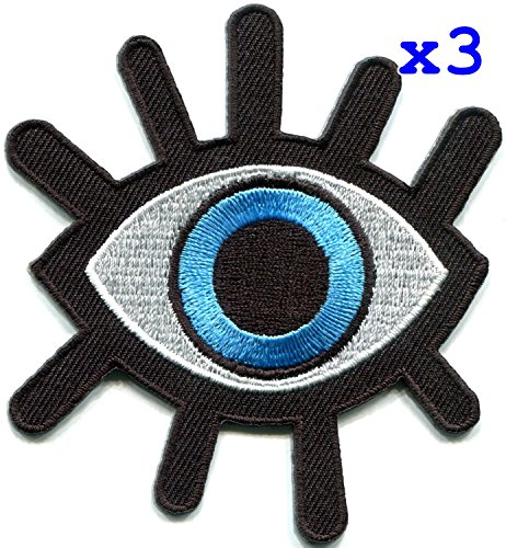 Eye Applique - 6