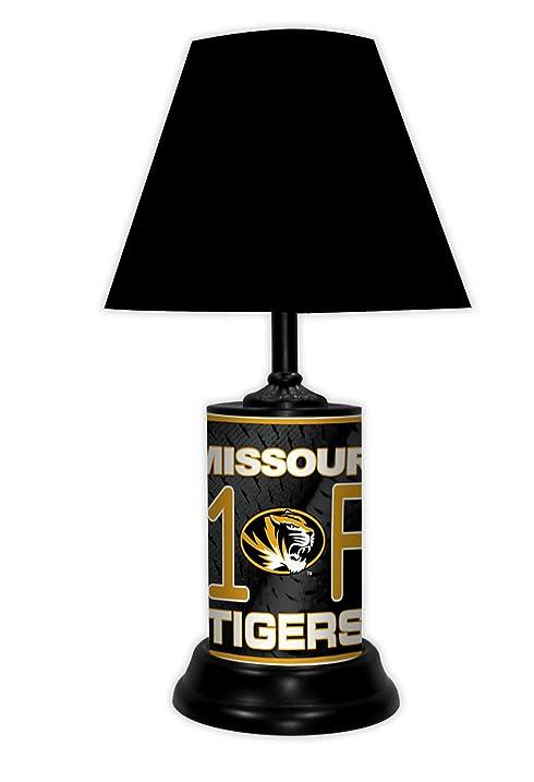 MISSOURI TIGERS NCAA LAMP   BY TAGZ SPORTS