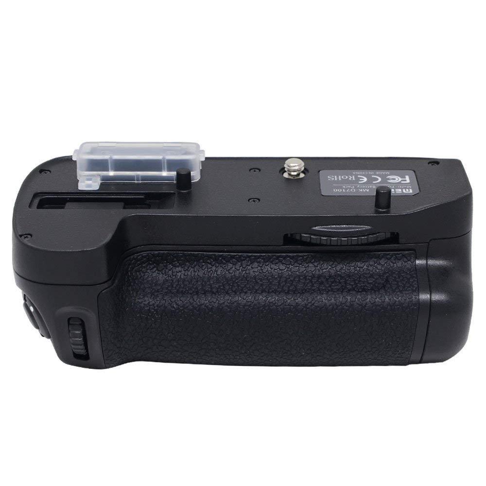 Meike Metal Mount Auto Focus Macro Extension Tube Set 12mm 20mm 36mm for Nikon SLR Cameras Black MKNA-MKNAFA