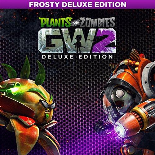 Plants Vs. Zombies Garden Warfare 2 - Frosty Deluxe Edition - PS4 [Digital Code]