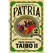 Patria 2 (Spanish Edition)