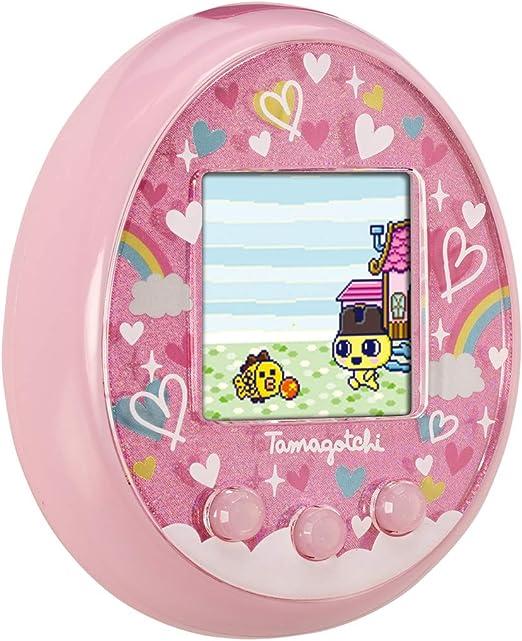 Amazon.es: Bandai America Incorporated Tamagotchi ON - Pink Fairy