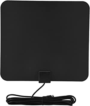 Vbestlife UHF/VHF 1080P HD Antena de TV Digital Interior de Rango ...