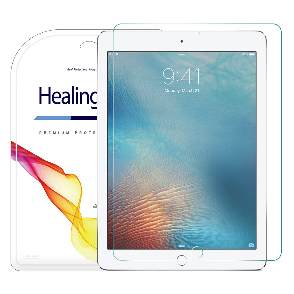 Healing Shield, Compatible with New iPad 9.7 inch (2018) / Screen Protector for Apple iPad, Healing Shield AB ANTI-BLUE LIGHT (1-PACK), Screen Protection Film for Apple iPad 9.7'' by Healing shield