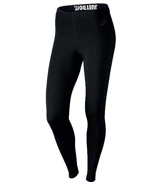 0b10b3f5a012ca Amazon.com: Nike Womens Leg-A-See JDI Leggings Black 905115 010 (XL ...