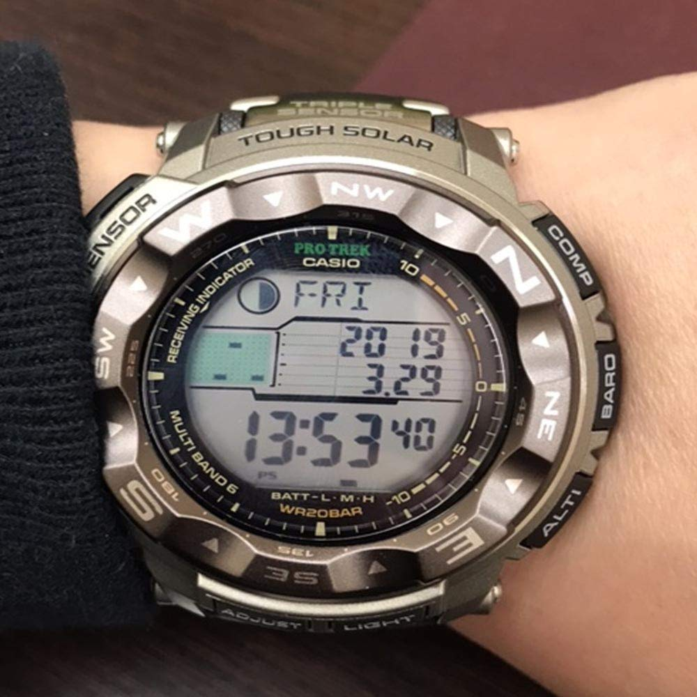 Protector de Pantalla para Reloj Casio PRW-2500 / PRW2500 ...