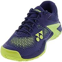 Yonex Power Cushion Eclipsion 2 Men's Tennis Shoe (Navy / Yellow)