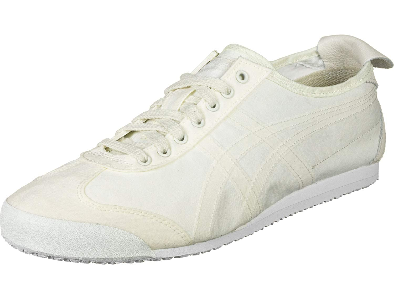 Beige Onitsuka Tiger Mexico 66, Chaussures de Running Mixte Adulte 44 EU