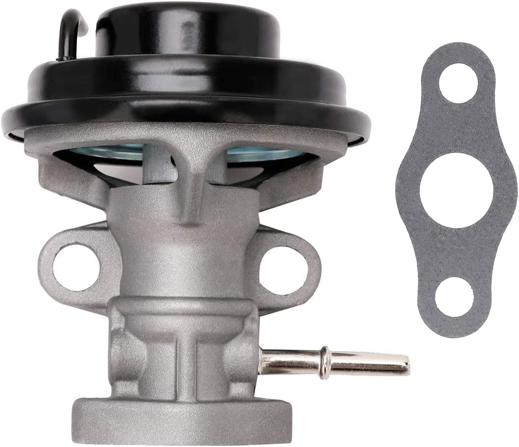 EGR Exhaust Gas Recirculation Valve w/Gasket Fits 1997-2001 Toyota Camry, 1998-2000 Toyota Rav4, 1999-2001 Toyota Solara with 2.0L 2.2L 4-Cylinder Engine - Replace 25620-74330, EGV558 - EGR Valves