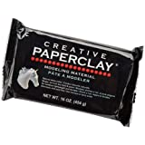 Paper Clay Modeling Compound, 16-Ounce, White (New Version)