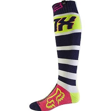 Fox 2017 Hombre Motocross/MTB Calcetines - FRI Falcon Thick - Marina de Color Blanco: Tamaño Calcetines: L: Amazon.es: Coche y moto