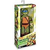 Tortugas Ninja - Tmnt mutation figura básica Leonardo, XL 28 cm (Giochi Preziosi TUA79000)