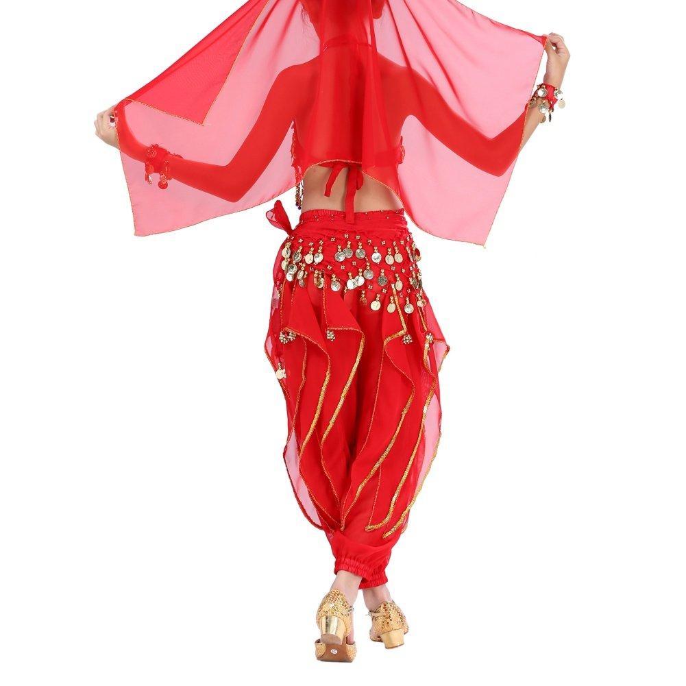 292f62c60 Amazon.com   Wingbind Kids Girls Child Belly Dance Costumes India ...