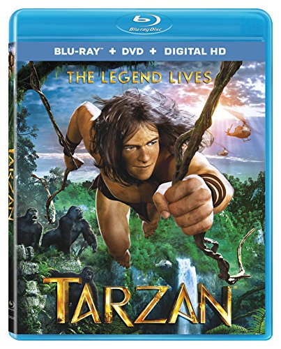Tarzan [Blu-ray + DVD + Digital HD]
