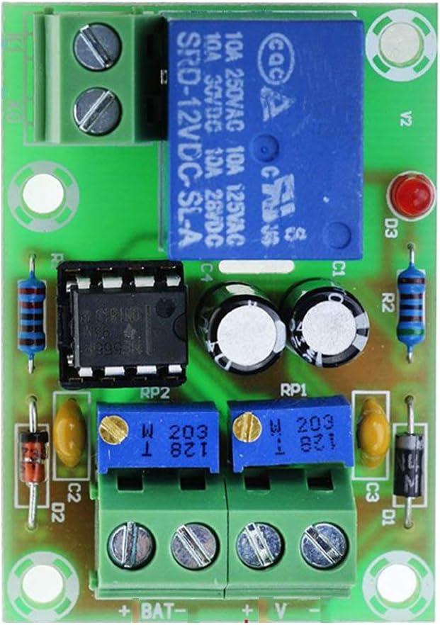 XH-M601 Batterie facturation AUTOMATIQUE Control Board 12 V Chargeur Alimentation Module