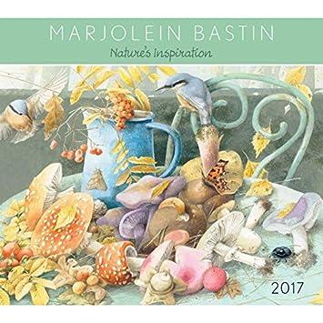 Calendario 2017 artista Marjolein Bastin con compartimento ...