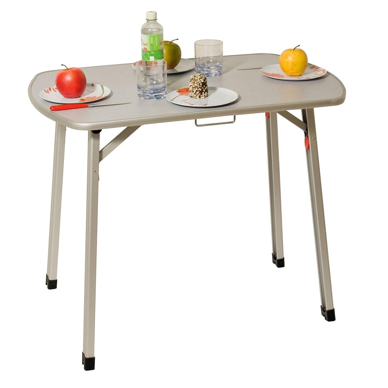 stabile Camp4/Camping BUS tavolo Multi 90/x 60/x 74/cm in alluminio pieghevole