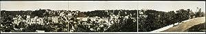 "c1916 Birds-eye view of Eureka Springs, Ark. 48"" Vintage Panorama photo"