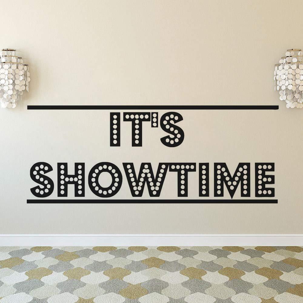 Diseño de Cine Tatuajes de Pared La película Showtime Vinilo ...