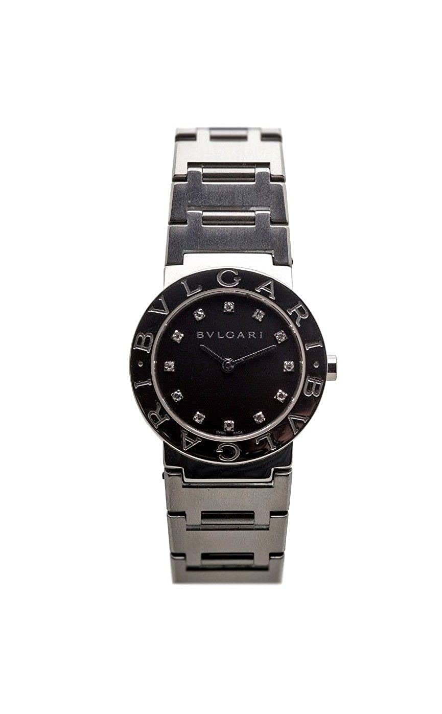 BvlgariブルガリBvlgariクオーツレディース腕時計bb26ss (認定pre-owned ) B077PG4M85