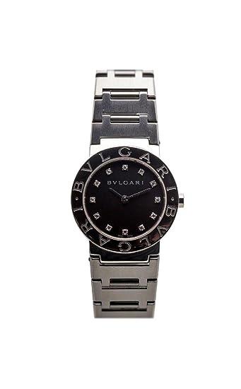 Bvlgari Bvlgari Bvlgari cuarzo mujer reloj bb26ss (Certificado) de segunda mano: Bvlgari: Amazon.es: Relojes
