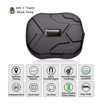 Amazon.com: QILade Yzcing GPS Tracker-3G Real Time Vehiche ...