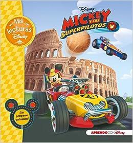 Mickey Y Los Superpilotos (mis Lecturas Disney): por Disney epub
