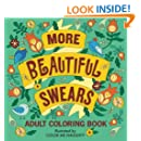 More Beautiful Swears: Adult Coloring Book