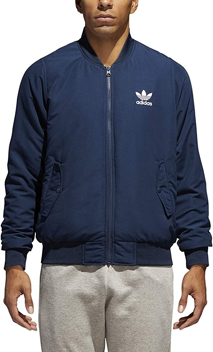 adidas Men's Originals Reversible Bomber Jacket DN9087