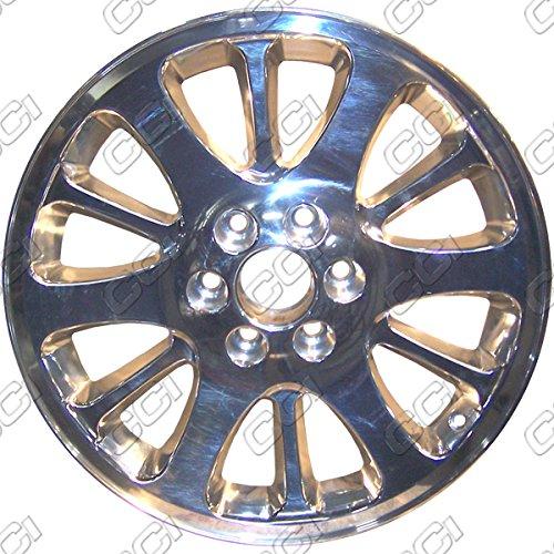 Bright Polish Alloy Wheel (20'' Bright Polish Refurbished OEM Wheels for 05-05 CHEVROLET SUBURBAN)