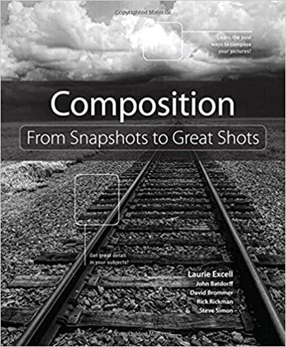 Laurie Excell best photography books
