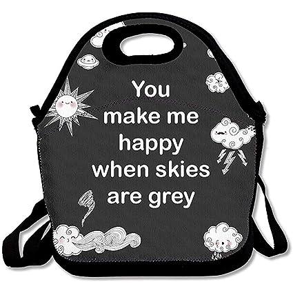 a5ab90bee880 Amazon.com - Jubenlcai Lunch Bag Men Lunch Bag Women You Make Me ...