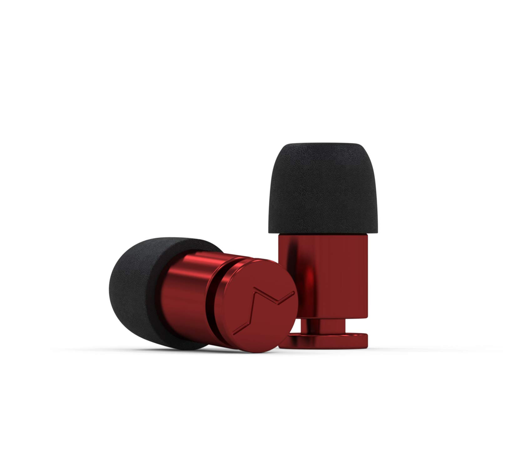 Flare Audio - Isolate Red Ear Protection Earplugs by FLARE