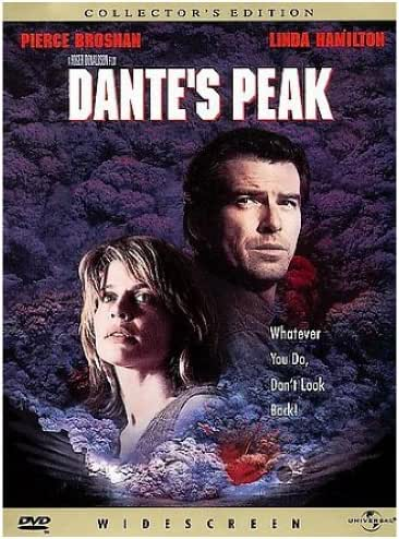 DANTES PEAK (DVD) AC3 COLL ED/16X9/2.35:1/NOTES/BIOS/HIGHL/AUDIO C/PARENT)