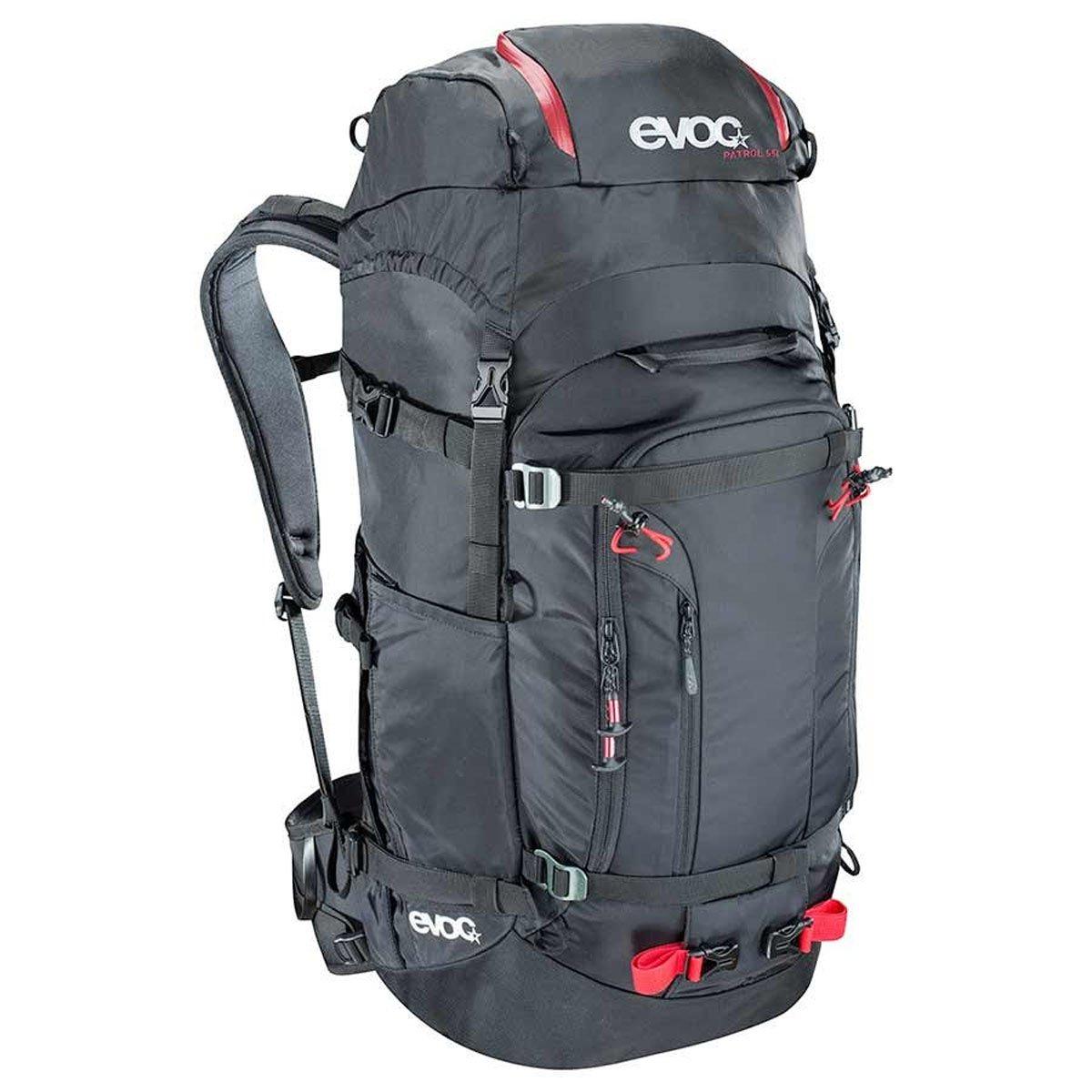 Evoc Patrolバックパック – 3356 cu inブラック, Oneサイズ   B01LQTO252