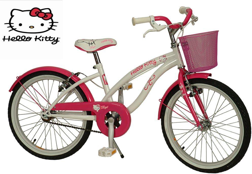 Hello Kitty 20 pulgadas bicicletas: Amazon.es: Juguetes y juegos