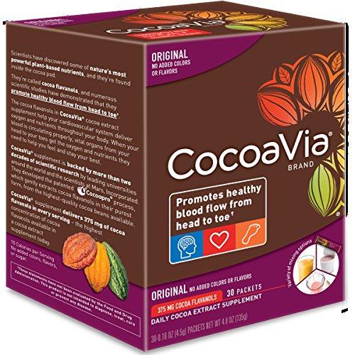 (CocoaVia Original, 375 mg, 30 Count )